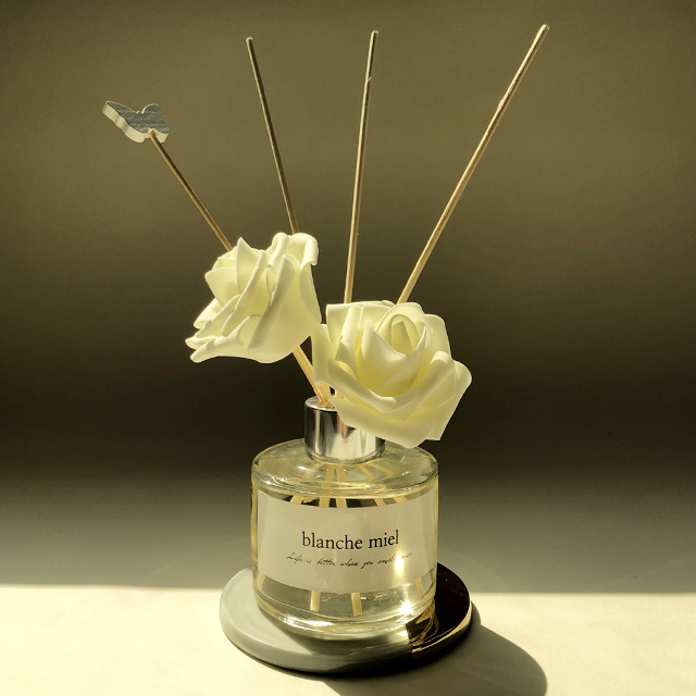 ivory flower aroma diffuser